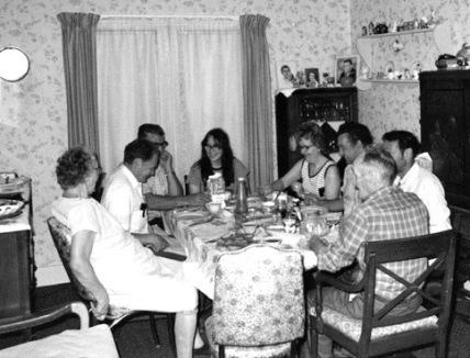 Ida & her adults